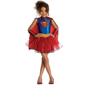 Dc Super Hero Girls Supergirl Costume